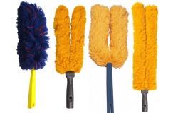 Совки, метлы, щётки для уборки пыли