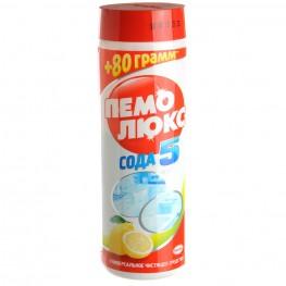 """БХ Пемолюкс """"Лимон"""" (Сила-5 Сода-эффект) 480 гр."""
