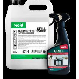 PROFIT GRILL,чистящее средство для удаления гари