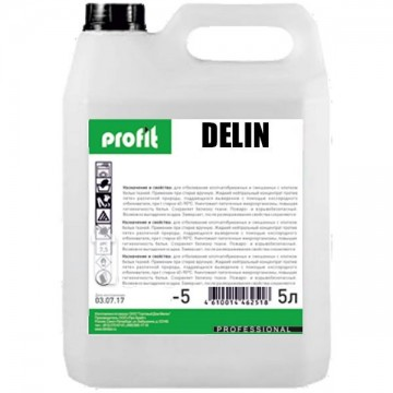 DELIN, средство для стирки МОПОВ